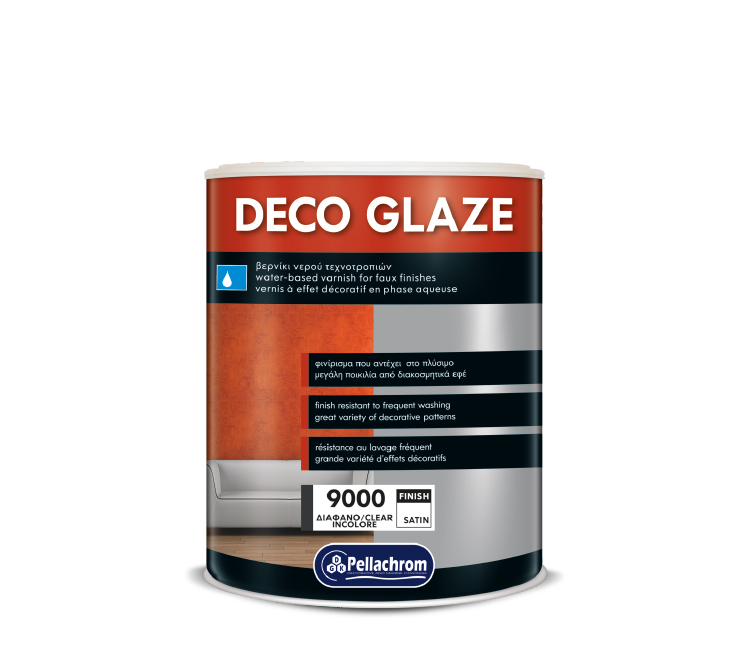 B090 DECO GLAZE 750ML