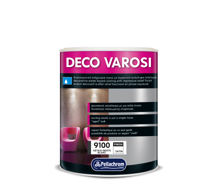 B091 DECO VAROSI 750ML
