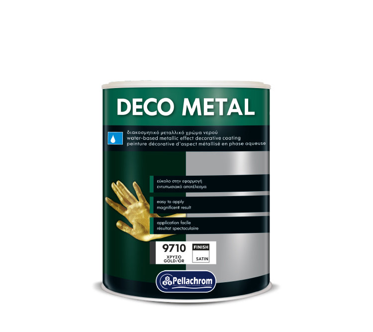 B097 DECO METAL 750ML