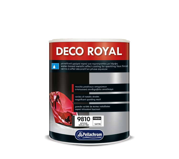 B098 DECO ROYAL 750ML